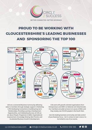 Top 100 advert