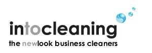 into cleaning logo