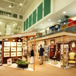 Exhibitions in The Centaur at Cheltenham Racecourse