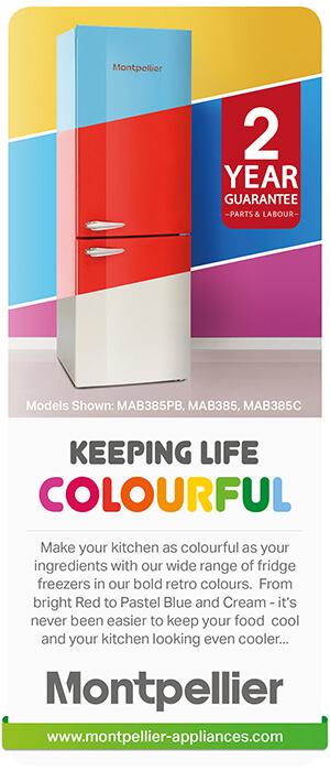 Montpellier Domestic Appliances Ltd. Advert