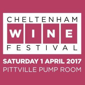 cheltenham wine festival logo