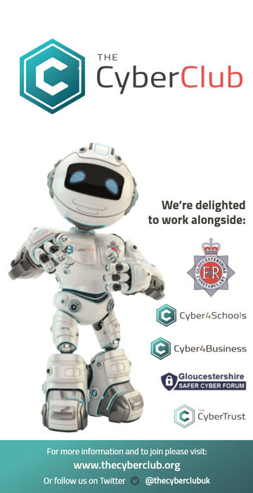 TheCyberClub Advert