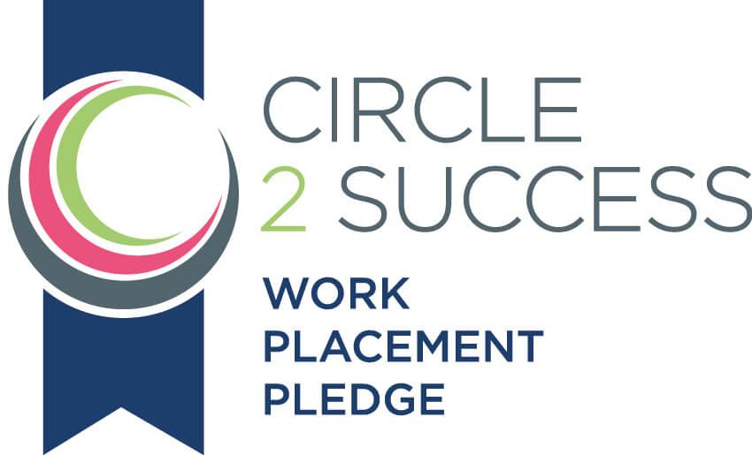 work placement pledge logo