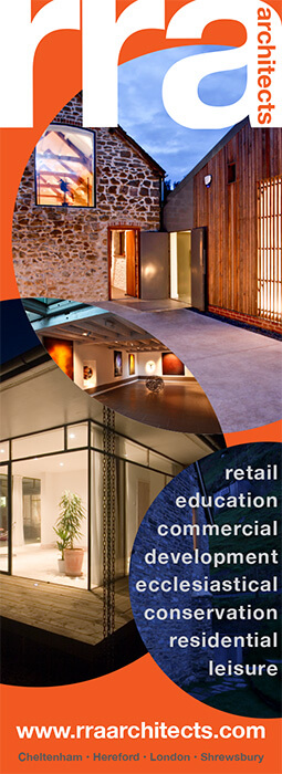 RRA Architects Advert
