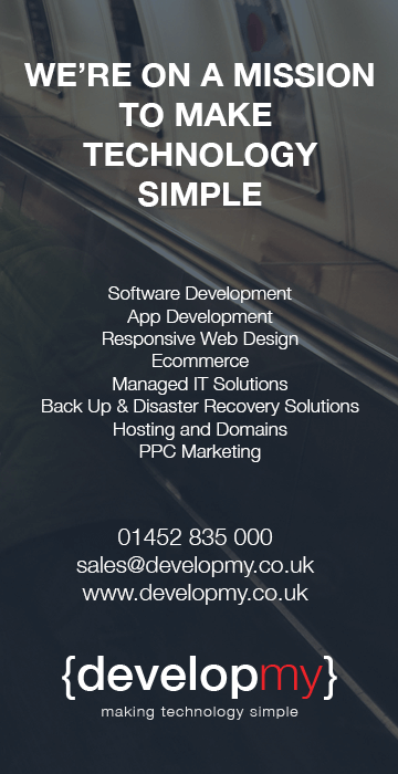 DevelopMy Ltd Advert