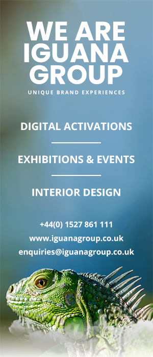 Iguana Group Advert