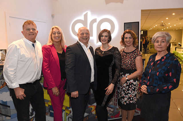 Worcestershire drp Networking Event November 2018