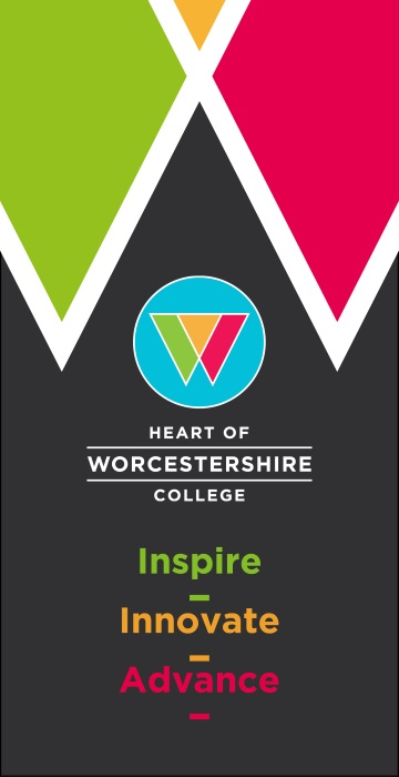 Heart of Worcestershire College Advert