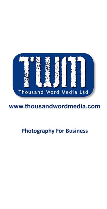 Thousand Word Media Advert
