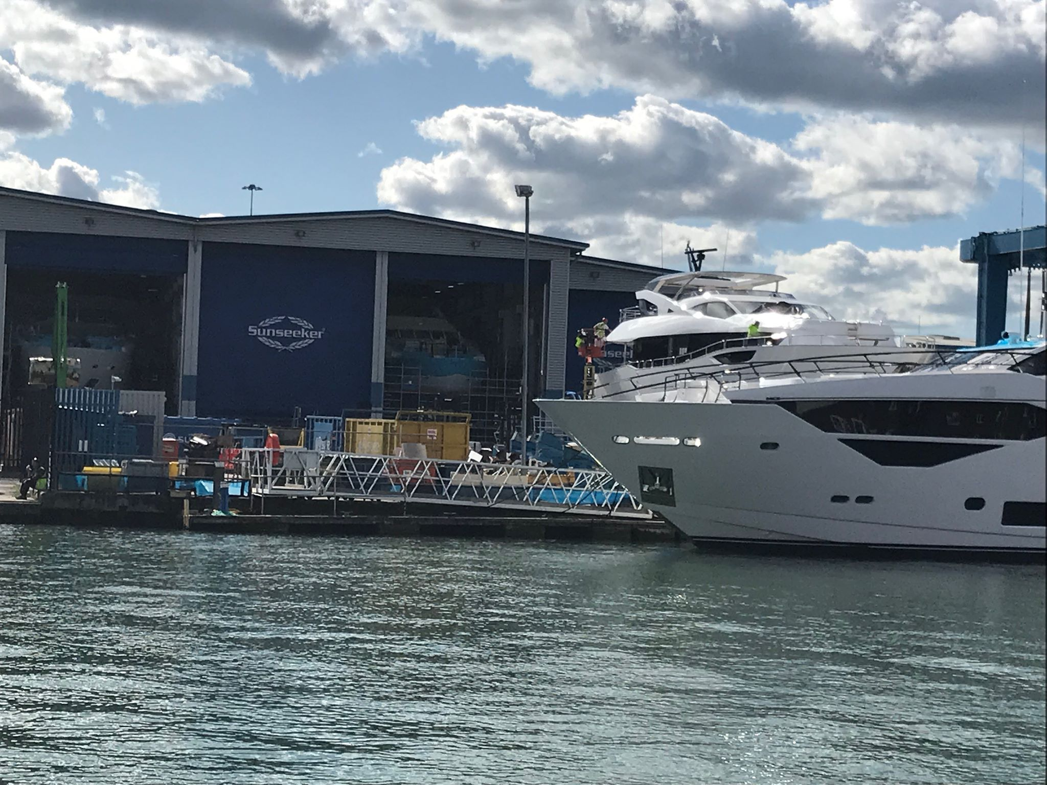 Best Practice Visit to Sunseeker