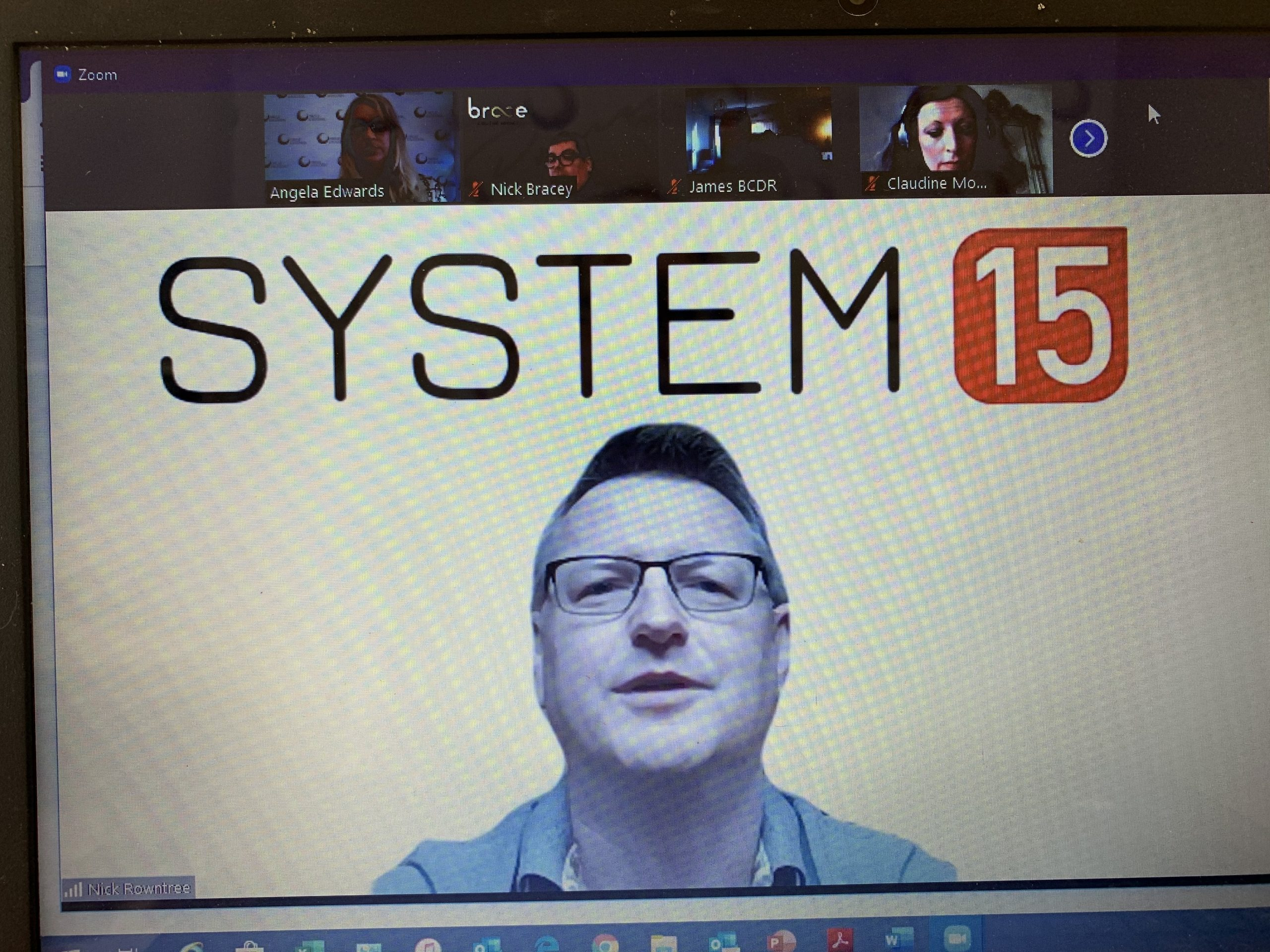 Tech & Cyber Focus – Microsoft Teams & Cyber Updates with System 15