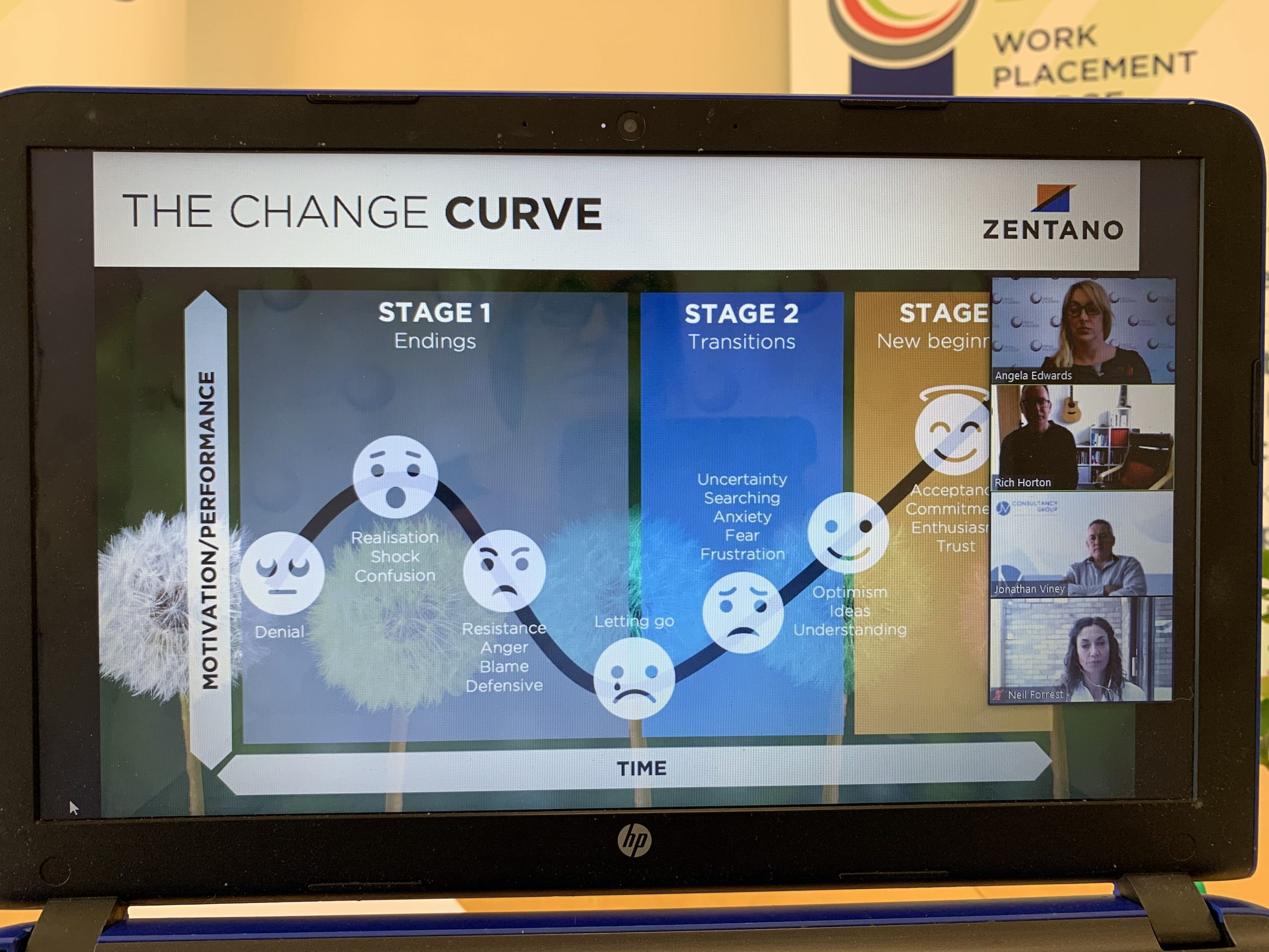 C2S Web Event – Leading Your Business Through Change with Zentano Group