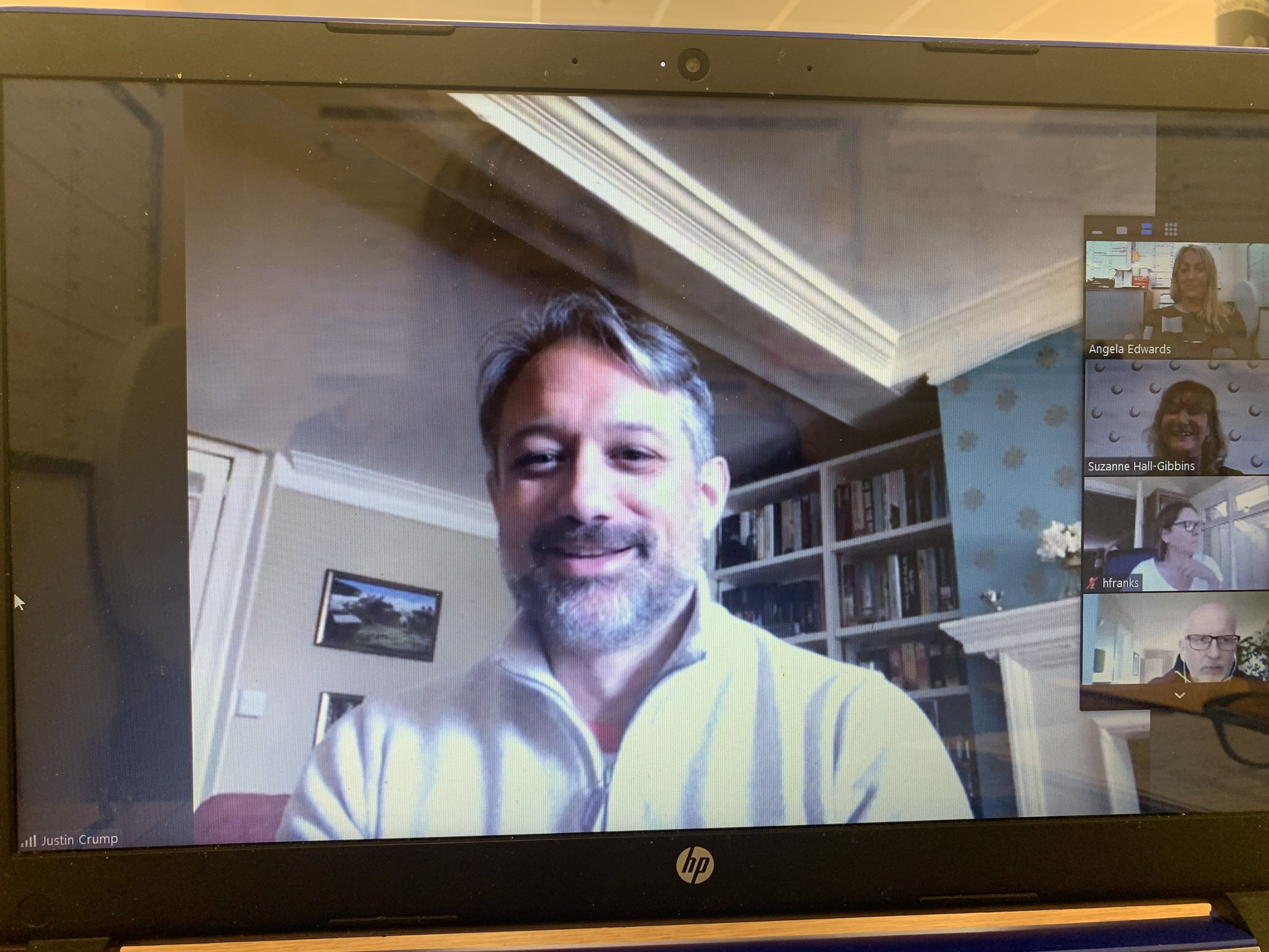 C2S Talks Live to Justin Crump, CEO Sibylline Ltd Queens Award Winning Global, Risk Constultancy On COVID-19