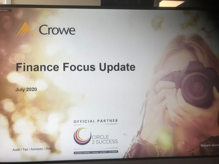 Finance Focus – 23rd July