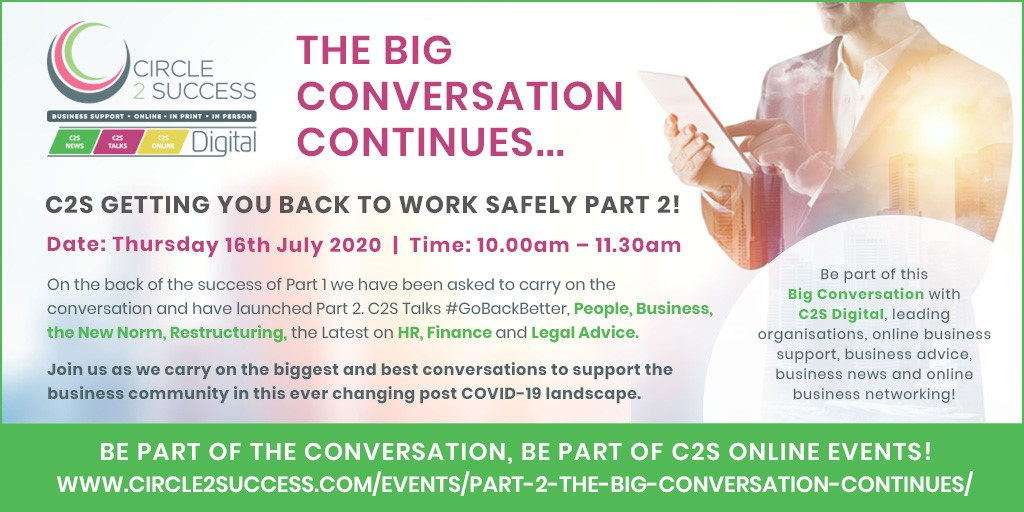 The Big Conversation – Part 2 Redundancy, Restructure and Reboot