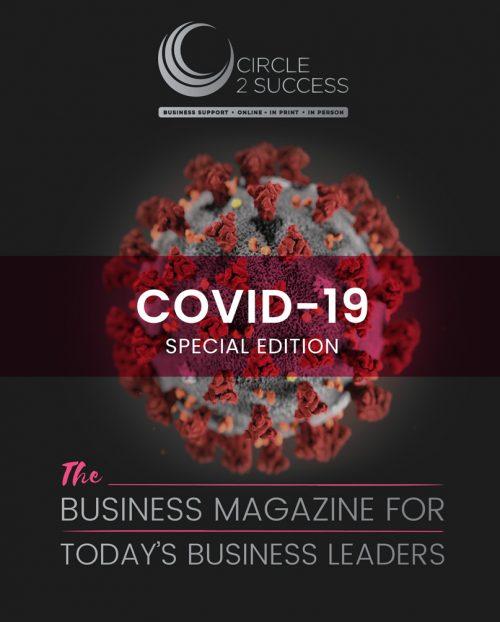 COVID - 19 Magazine spacial Edition image