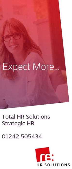 RE HR Solutions Advert