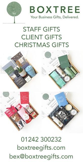 BoxTree Gifts Advert