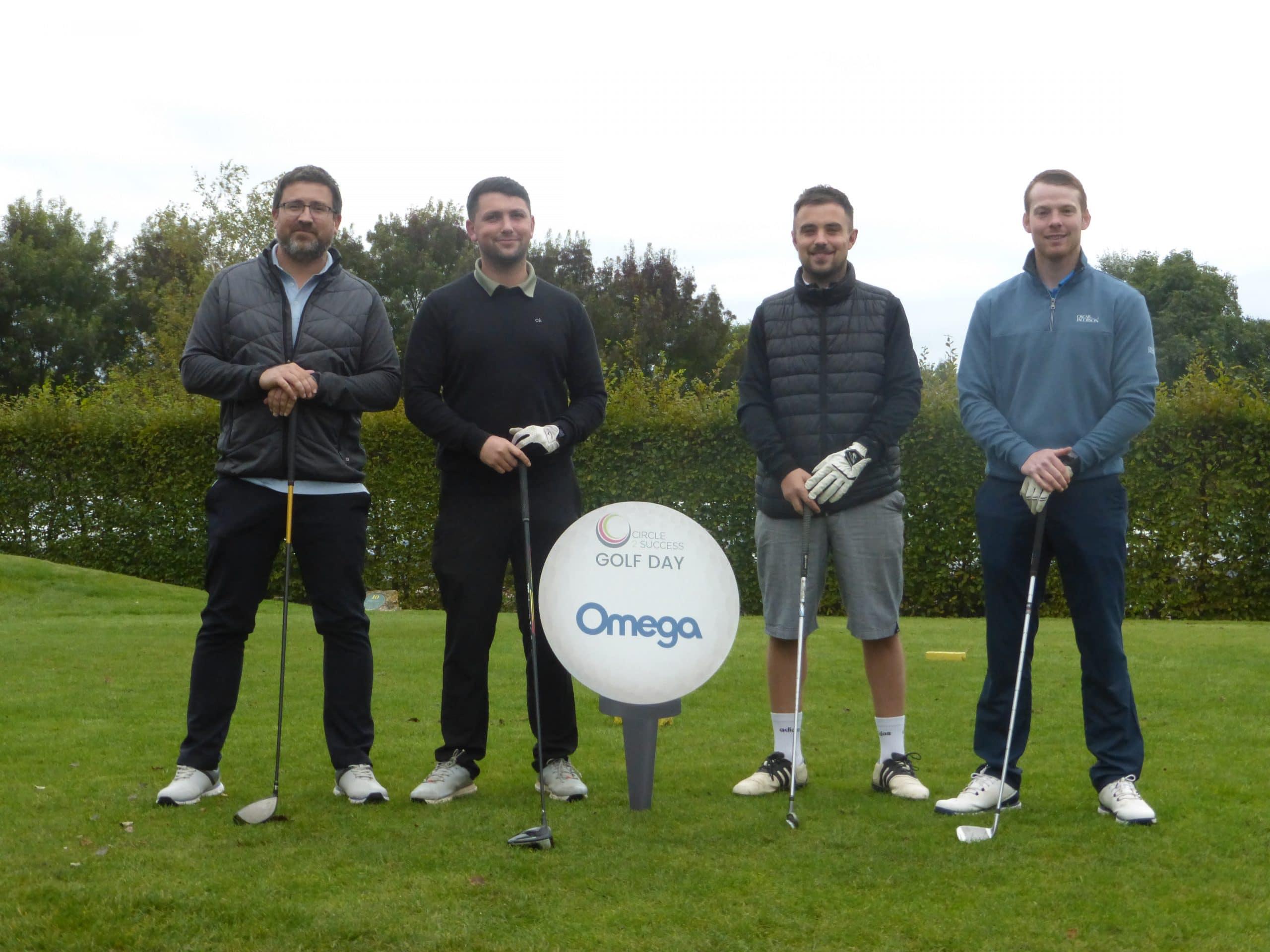 C2S Charity Golf Day at Brickhampton Golf Complex